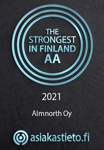 Asiakastieto - Almnorth Oy